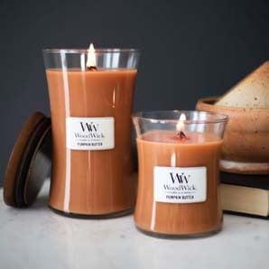 Vonné sviečky, ktoré praskajú ako domáci kozub