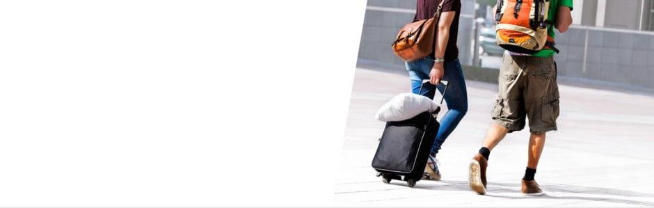Ultraodolné kufre a cestovné tašky