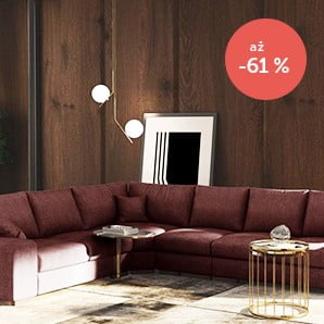 Pohodlné a obzvlášť priestranné pohovky do vášho domova