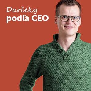 Výber toho najlepšieho v réžii nášho CEO Davida
