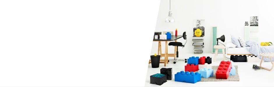 Postavte si svoj LEGOsvet!