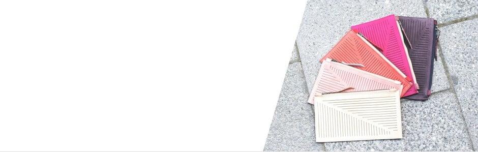 Ručne tvorené kabelky Lara Kazis