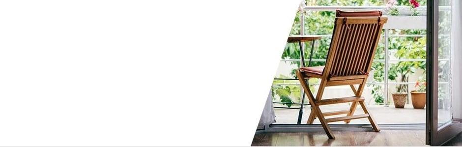 Ako si zútulniť terasu alebo balkón?