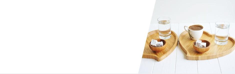Kuchynské a servírovacie doplnky z bambusu