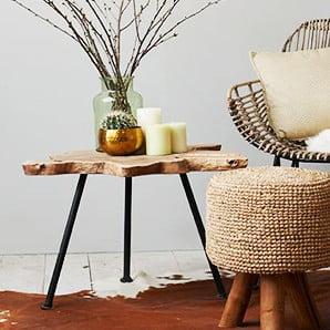 Impozantný nábytok a dekorácie z exotických drevín HSM Collection