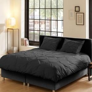 Skvelé postele Novative a veľa doplnkov v sivých odtieňoch