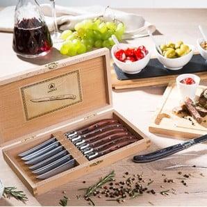 Štýlové nože a vínne príslušenstvo zo slnečného Francúzska