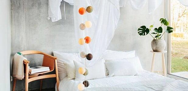 Osviežte celý interiér nápaditými dekoráciami