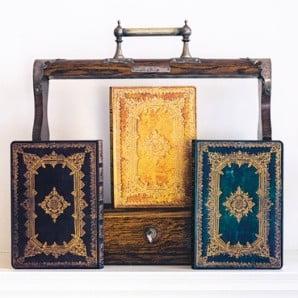 Diáre a zápisníky ručnej výroby