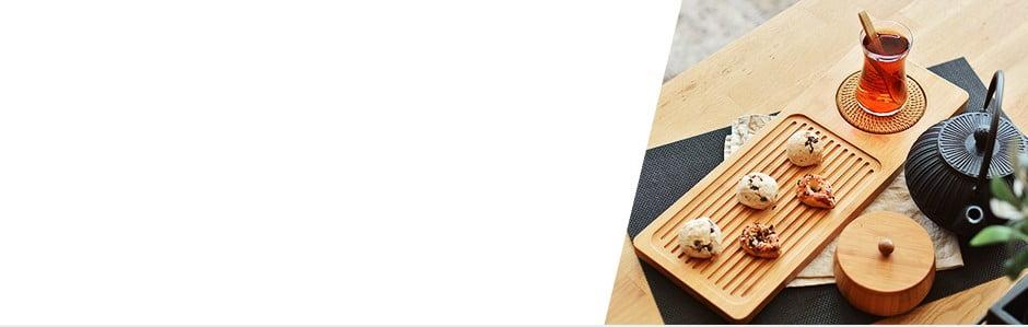 Bambusové kuchynské doplnky od Bambum