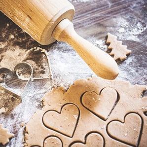 Formičky, plechy a ďalší šikovní pomocnící do kuchyne