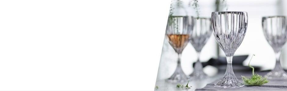 Krištáľové sklo Nachtmann