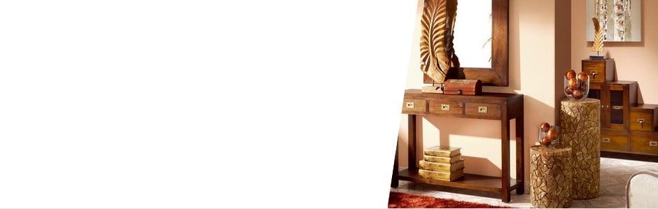 Mahagónový nábytok