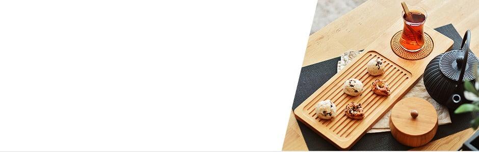 Ekologický bambusový riad