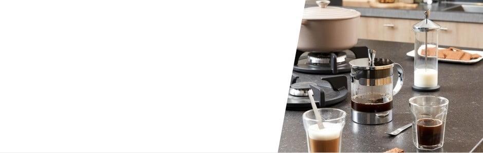 Pre dokonalý pôžitok z čaju a kávy