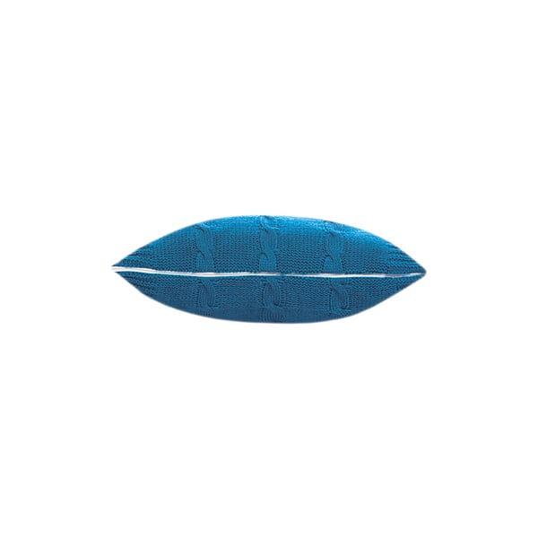 Vankúš s výplňou Fancy Blue, 43x43 cm