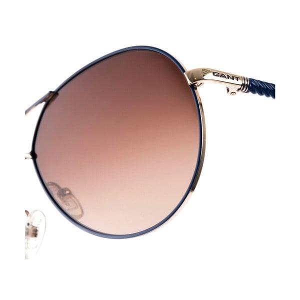 Dámske slnečné okuliare GANT Gold blue