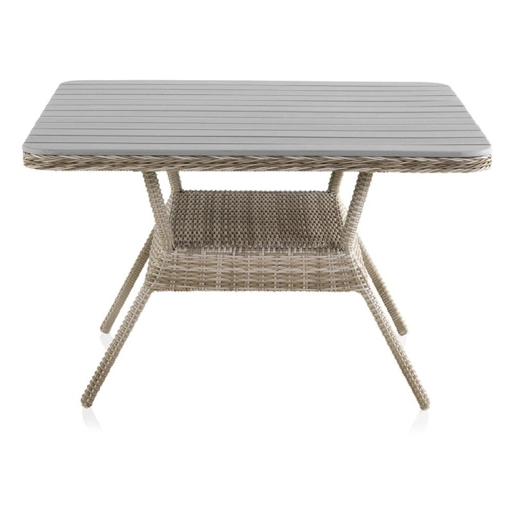Záhradný stôl Geese Alessia, 120 × 120 cm