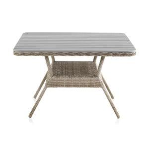 Záhradný stôl Geese Alessandra, 120 × 120 cm