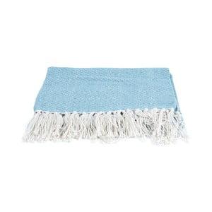 Modrá deka Present Time Cozy