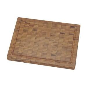 Bambusová doštička na krájanie Zwilling, 25x18,5 cm