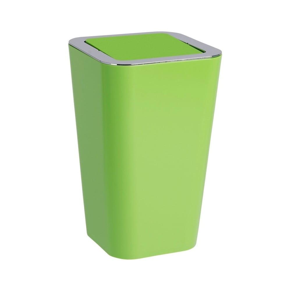 Zelený odpadkový kôš Wenko Candy