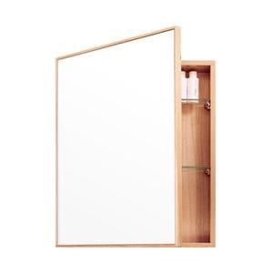 Zrkadlo s úložným priestorom Mezza Wireworks, 45x55 cm