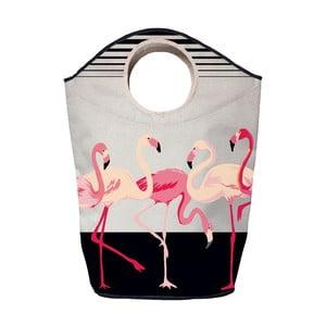 Úložný kôš  Butter Kings Flamingos Under