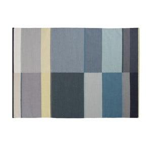 Vlnený koberec Leus Mix, 140x200 cm