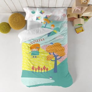 Detské obliečky z čistej bavlny Happynois Kite, 140×200 cm