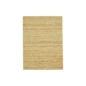Ručne tkaný koberec Sari, 60x90 cm, béžový