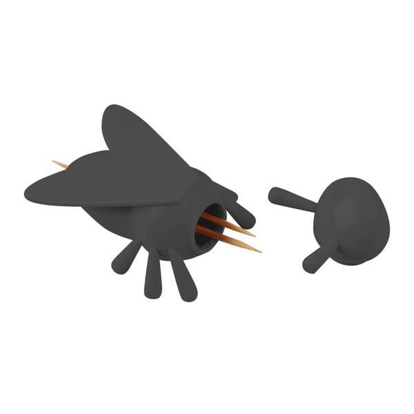 Stojan na špáradlá Picky Bee Black