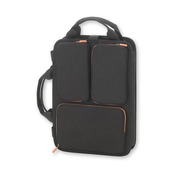 """Taška na notebook 13,5"""" Moleskine, čierny"""