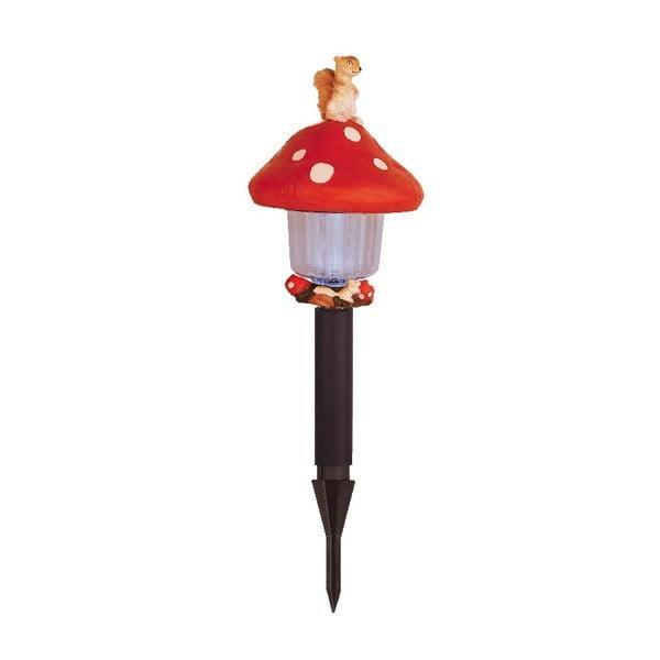 Svetelná záhradná dekorácia Best Season Mushroom