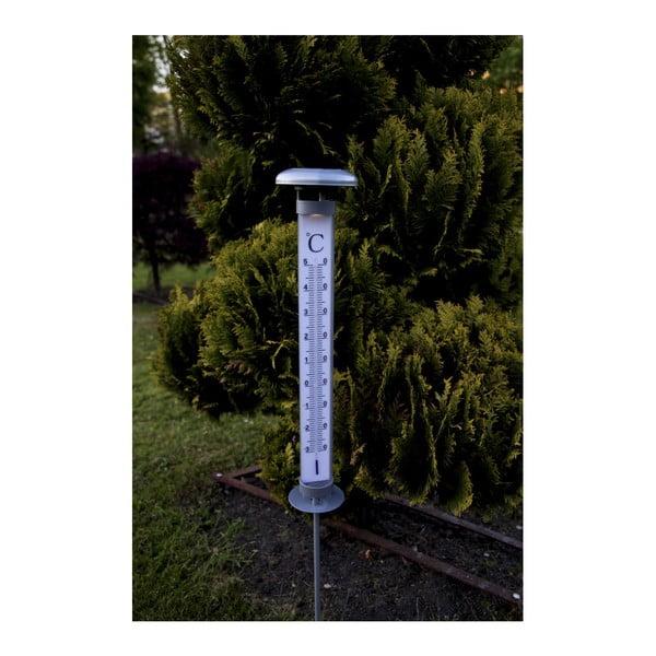 Zahradní teplomer Solar Energy Garden Light