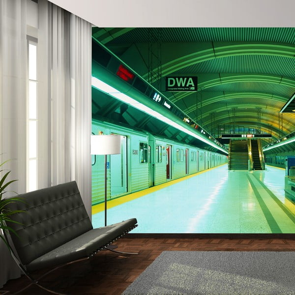Veľkoformátová tapeta Underground, 315x232 cm