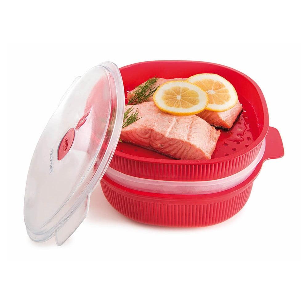 Sada na varenie pokrmov v mikrovlnke Snips Steamer, 4 l