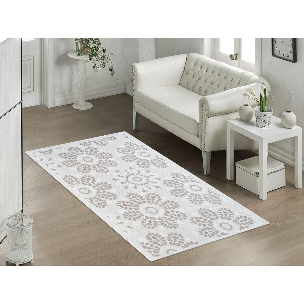 Odolný bavlnený koberec Vitaus Penelope, 60 × 90 cm