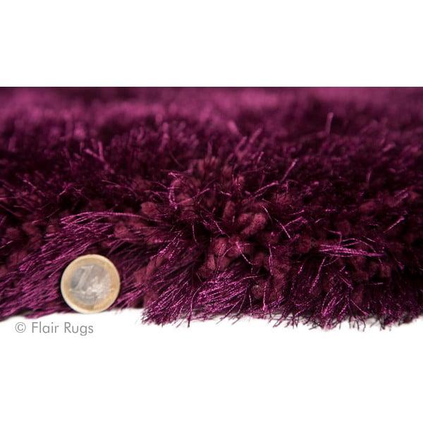 Koberec Pearl 150 cm, slivkový
