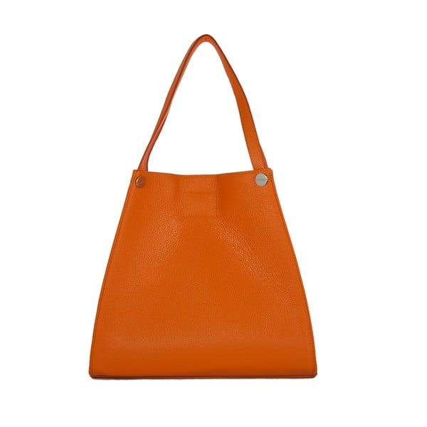 Kožená kabelka Andrea Cardone 2008 Orange