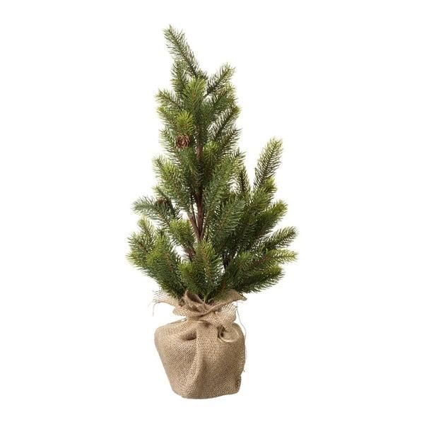 Umelý vianočný stromček Parlane Hessian, výška 70 cm