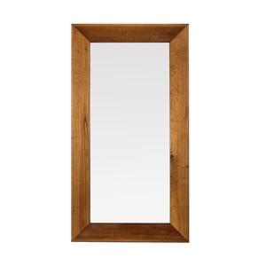 Zrkadlo s masívnym dreveným rámom Moycor Star
