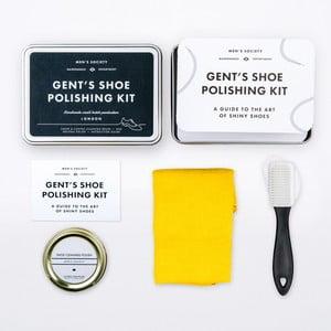 Sada na leštenie topánok Men's Society Gent's Shoe