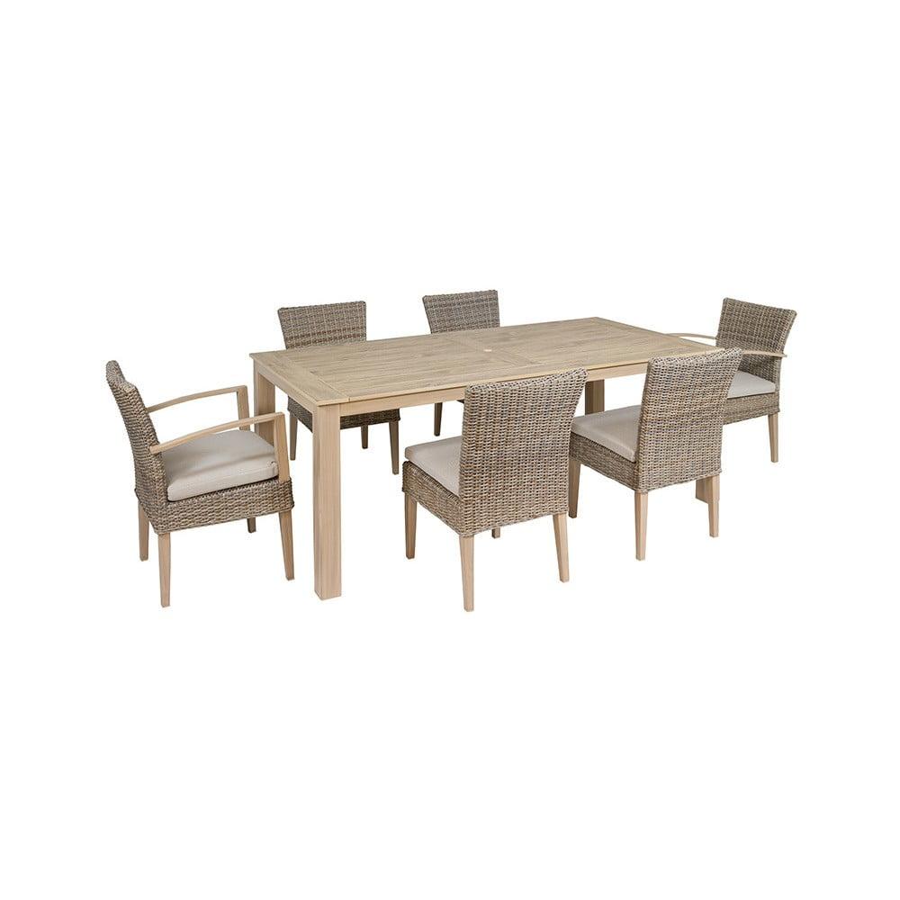 0db8d7d1f480 Set záhradného stola a 6 stoličiek Santiago Pons Bay