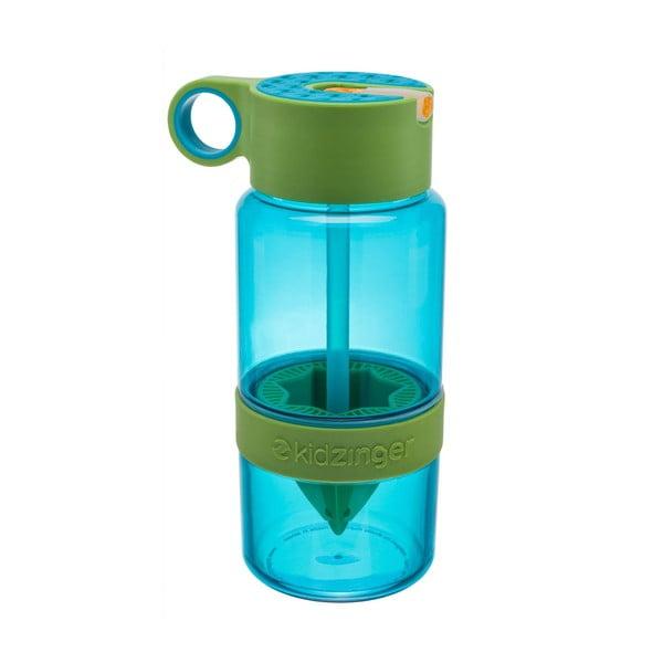 Fľaša pre deti na vodu s citrónom Kid Zinger