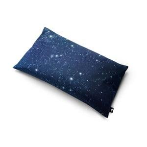 Vankúš s pohánkovou výplňou Foonka Obloha, 50×30 cm