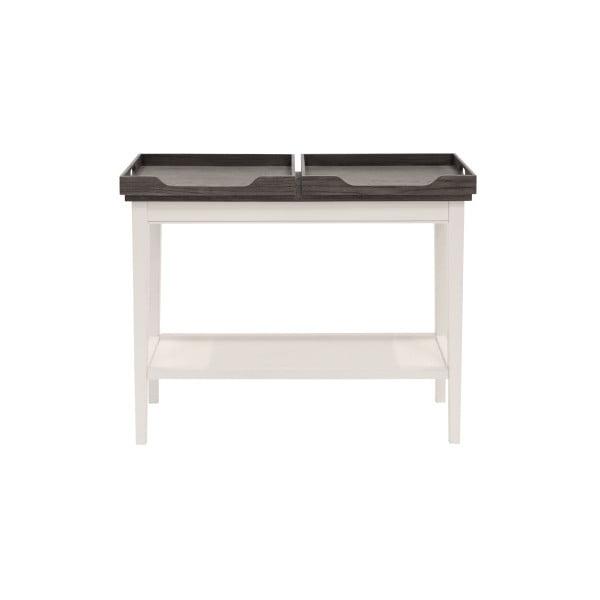 Biely príručný stolík Canett Skagen Tray