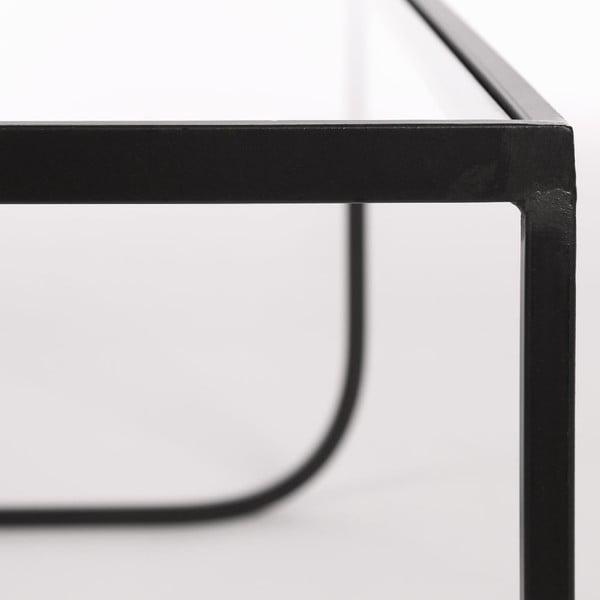 Odkladací stolček Board, 84x84x35 cm