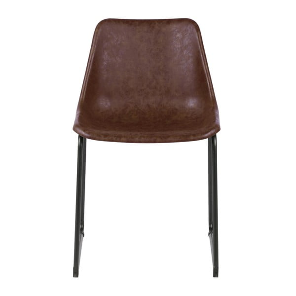 Sada 2 hnedých stoličiek De Eekhoorn Jet