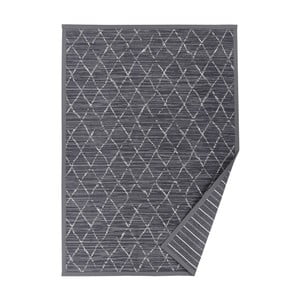 Sivý vzorovaný obojstranný koberec Narma Vao, 160 × 230 cm